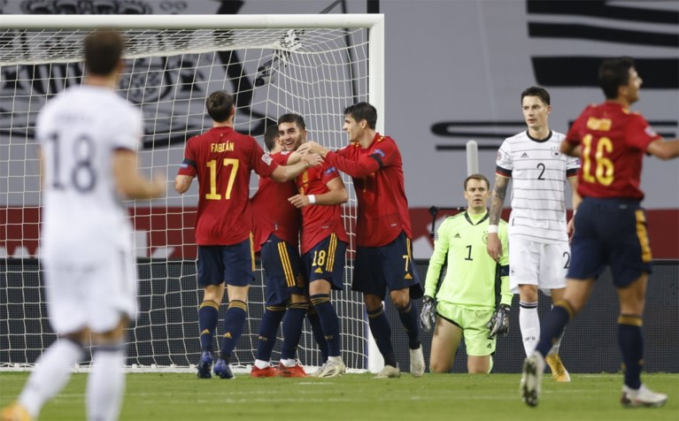 6-0, alstublieft! Niet Duitsland maar Spanje naar Final Four
