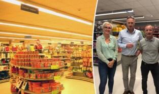 """Allereerste zelfstandige supermarkt van Vlaanderen wordt vandaag een Jumbo: """"Steeds meer concurrentie, steeds minder winst"""""""