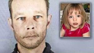 """Verdachte in zaak rond Maddie McCann aangevallen in cel: """"Met twee gebroken ribben op spoed"""""""