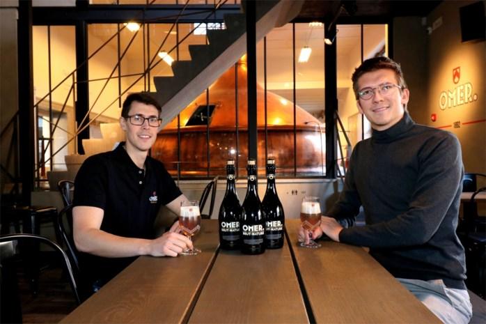 Nieuwste bier van Bellegemse brouwerij heet (hoe kan het ook anders) OMER. Brut Nature