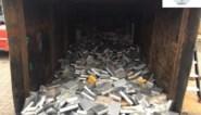 Antwerpse recordvangst cocaïne zorgt voor opschudding: scans verdwenen en boobytrap