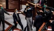 Drie oud-parlementsleden opgepakt voor protestacties in Hongkong