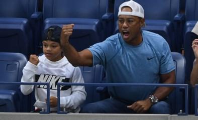 Tiger Woods kiest 11-jarige zoon als partner op golftoernooi