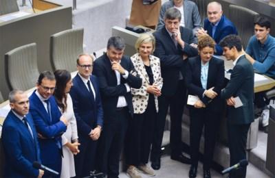 """""""Dit is geen gezonde situatie"""": spanning in de Vlaamse regering stijgt na buddy-project van N-VA en Groen"""