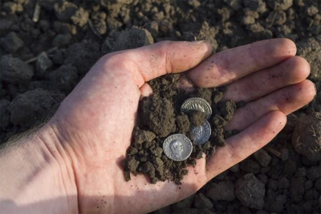 Romeinse overblijfselen gevonden bij opgravingen in Beerse