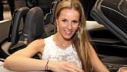 Joke Van De Velde (40) is zwanger van haar eerste kindje