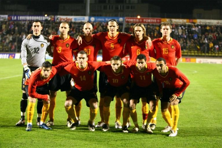 Exact 12 jaar geleden leerden we Eden Hazard kennen: opmerkelijk debuut bij Rode Duivels (in even opmerkelijk elftal)