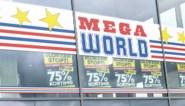 Bewindvoerders vragen faillissement Mega World, het vroegere Blokker België, aan