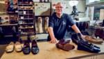 """Dirk (63) start eigen zaak: """"Een klassieke schoen is een plezier om aan te werken"""""""