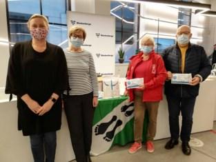 Beijing schenkt tienduizend mondmaskers aan badstad