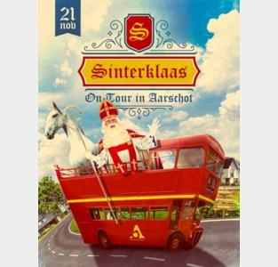 Sinterklaas on Tour in Aarschot