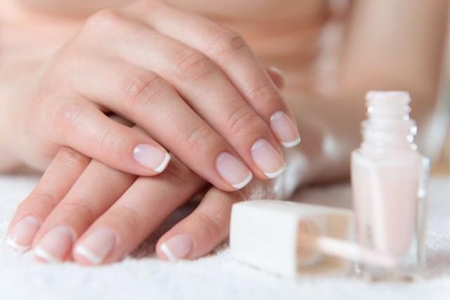 Deze Instagramwaardige manicure fiks je zelf