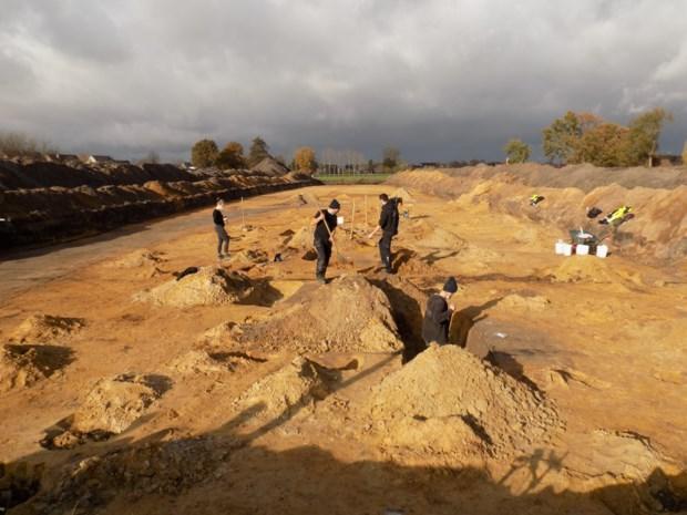 Archeologen ontdekken sporen van Romeinse tijd op Leetereind
