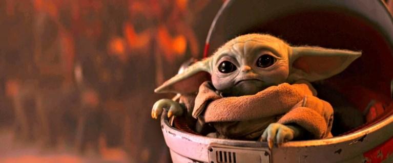 RECENSIE. 'The mandalorian' op Disney+: Meanderen met Baby Yoda ***
