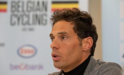 """Sven Vanthourenhout is de nieuwe bondscoach wielrennen: """"Ik wil dezelfde groepssfeer creëren als in de cross"""""""