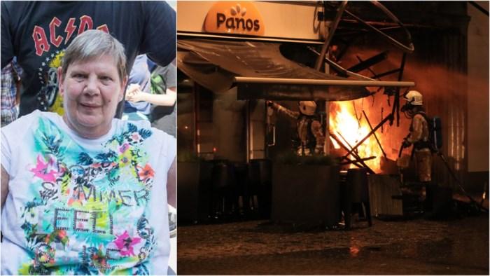 Gedrogeerde man crashte met auto in huis dat vuur vatte en Wera (65) het leven kostte: nu moet de man voor de rechter verschijnen