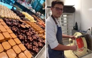 Familie Dossche maakt al drie generaties chocolade: zoon Nicolas (26) opent nieuwste winkel
