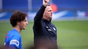 John van den Brom begint bij Genk met gelijkspel in aangename oefenmatch tegen nationale beloften