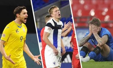 Drie goals in een week, scoren tegen Duitsland of Nederland en wenen op Wembley: niet iedereen zit in even goede flow na interlands