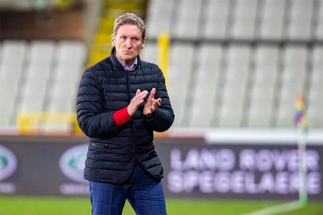 "Francky Dury wil na zege op Cercle nu drie punten tegen KV Mechelen: ""Eind december bovenaan rechterkolom staan"""