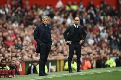 Mou versus Pep: aflevering 24 in een van de mooiste trainersduels van het moderne voetbal