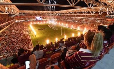Ongezien record in coronatijden: ruim 52.000 (!) toeschouwers wonen zonder mondmasker rugbywedstrijd bij (omdat het mag)