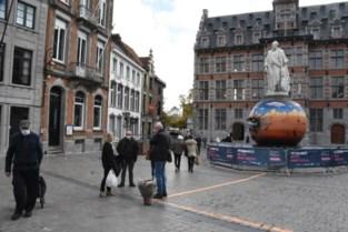 """Tweede lockdown heeft in Halle zijn nut bewezen: """"We zijn op de goede weg"""""""