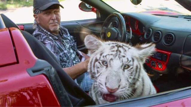 Tiger King-ster aangeklaagd voor dierenmishandeling