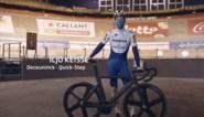 """Iljo Keisse geeft alles wat hij in zich heeft tijdens De Snelste Ronde in Het Kuipke: """"Niet slecht voor een oude rakker"""""""