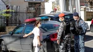 Zestigtal gevangenen ontsnapt uit gevangenis in Libanon