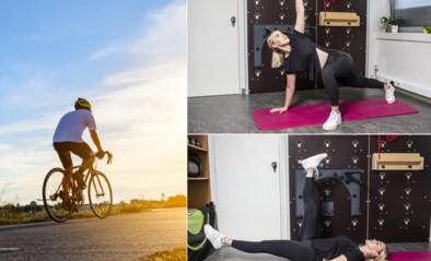 Rugpijn is voor veel fietsers geen onbekend probleem, maar met deze oefeningen kan je de klachten verhelpen