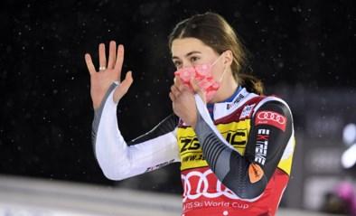 Slovaakse wint eerste WB-slalom van het seizoen, Kim Vanreusel eindigt als 49ste