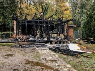 Verdachte aangehouden na brandstichting in chalet