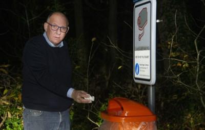 """Boete voor gebruik van openbare vuilnisbak: """"Pure kafka"""""""
