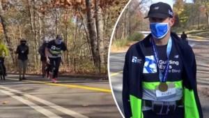 Blinde marathonloper (50) kan opnieuw zonder begeleider lopen dankzij onderzoekers van Google