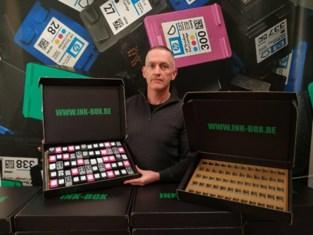Verenigingen krijgen 150 euro in ruil voor 60 lege inktpatronen