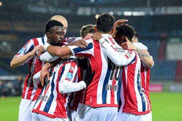 Mike Trésor Ndayishimiye is met twee assists matchwinnaar bij winnend Willem II