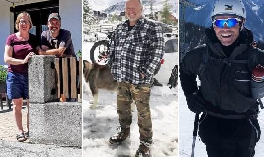Hoe is de situatie in de skigebieden in Frankrijk, Zwitserland en Oostenrijk? Drie Vlamingen getuigen