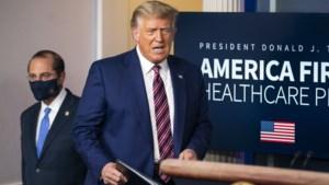 """Trump gaat strijd aan met farmabedrijven: """"VS moeten laagste prijs krijgen"""""""