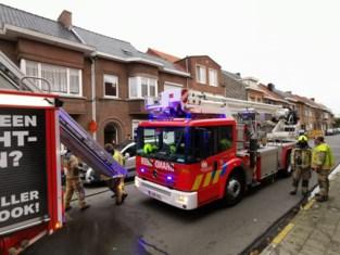 Geen gewonden na dakbrand