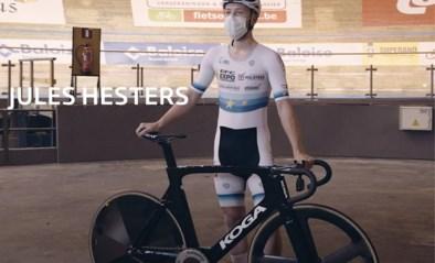 """Jules Hesters zorgt voor De Snelste Ronde in Het Kuipke: """"Da's een serieus verschil"""""""