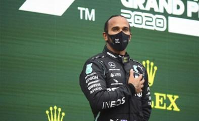 F1-kampioen Lewis Hamilton verliest rechtszaak over gebruik van naam 'HAMILTON'