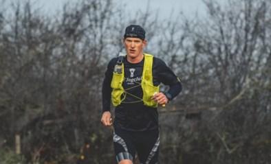 """Na de 'Everesting' van de Sigarenberg zet Seppe Odeyn kanontijd neer op looptocht van 151km: """"Al die kasseien, verschrikkelijk"""""""