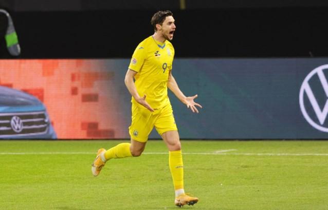 Roman Yaremchuk test positief op corona: AA Gent plots in spitsennood