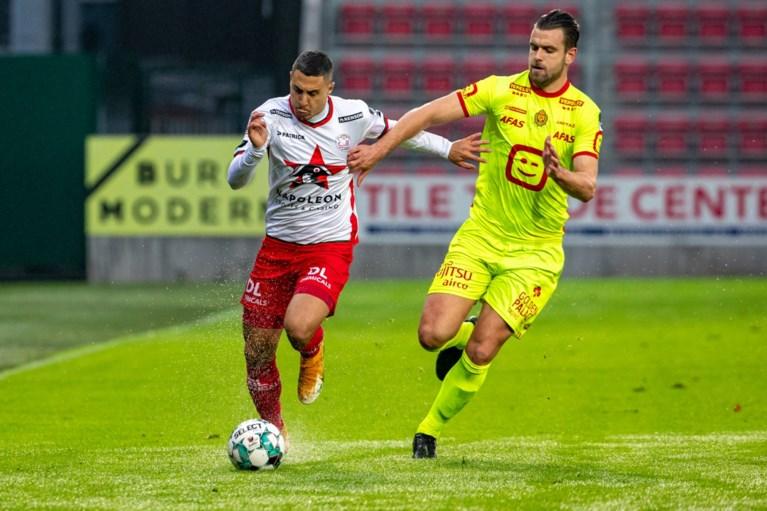 KV Mechelen gaat winnen op het veld van Zulte Waregem en pakt eerste zege sinds eind september
