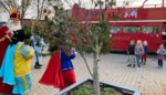 Sinterklaas on Tour verblijdt klein en groot