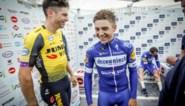 """Flandrien-favorieten Remco Evenepoel (20) en Wout van Aert (26): """"Jij verdient om te winnen, Wout. Ik ga de uitslag niet aanvechten"""""""