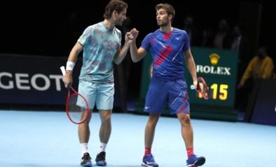 Nederlander Wesley Koolhof en Kroaat Nikola Mektic veroveren eindwinst in dubbelspel op ATP Finals