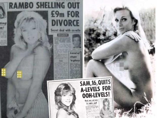 Een 16-jarig meisje topless op pagina 3 van de krant: het (soms tragische) verhaal van de 'Page 3-girls'
