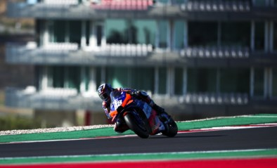 Portugees Miguel Oliveira wint slotmanche MotoGP in eigen land